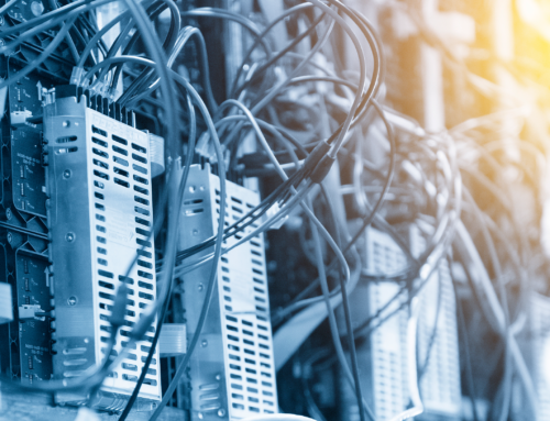 Are you specifying Ethernet cable that builds in network failure?